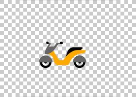 卡通摩托车滑板车,摩托车PNG剪贴画文本,摩托车卡通,徽标,摩托车