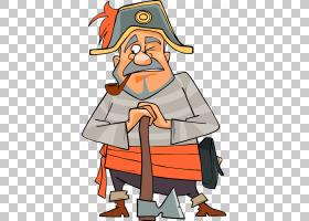 卡通男人吸烟PNG剪贴画帽子,摄影,人民,插画家,盗版,虚构人物,卡