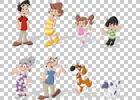 卡通皇室 - ,令人愉快的家庭PNG剪贴画儿童,摄影,宠物,人民,幼儿,