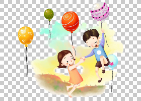 友谊日报价问候,卡通儿童PNG剪贴画爱,卡通人物,愿望,孩子,画,手,