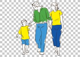 卡通绘图,家庭PNG剪贴画T恤,孩子,人民,友谊,男孩,人类,虚构人物,
