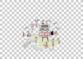 卡通观众广播电视,电视观众PNG剪贴画文本,手,装饰,绘画,颜色,电