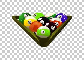 台球斯诺克球杆水池,台球材料PNG剪贴画游戏,png材料,运动,草,卡