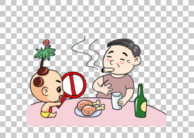 吸烟漫画卡通绘图,禁止吸烟漫画PNG剪贴画爱,卡通人物,儿童,食品,
