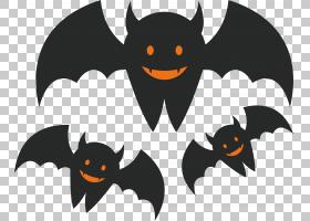 吸血蝙蝠,黑色吸血蝙蝠PNG剪贴画哺乳动物,黑头发,黑白色,脊椎动