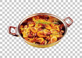 咖喱布法罗翼辣椒海鲜辣椒,辣辣虾蹄PNG剪贴画食品,动物,食谱,虾