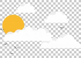 品牌白色,天空,鸟儿飞翔在天空PNG剪贴画文本,橙色,计算机壁纸,生