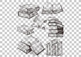 书画纹身的想法,卡通书PNG剪贴画卡通人物,角度,用品,矩形,阅读,
