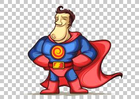 克拉克肯特卡通漫画,卡通超人PNG剪贴画卡通人物,英雄,超级英雄,
