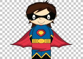 克拉克肯特超级英雄皇室 - 卡通,儿童超人PNG剪贴画英雄,摄影,海