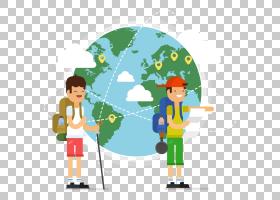 全球世界地图,快乐的旅游和世界地图PNG剪贴画杂项,信息图表,生日