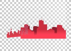 剪影城市绘图,卡通城市剪影PNG剪贴画卡通人物,建筑,文本,城市,男