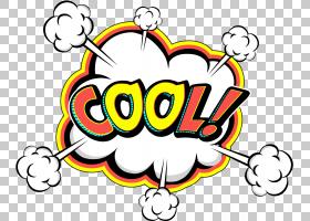 卡通,COOL PNG剪贴画杂项,漫画,文本,漫画书,海报,语音气球,生日