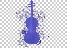 乐器小提琴,小提琴PNG剪贴画紫色,演奏小提琴,弦乐器,平面设计师,