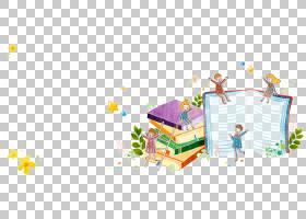 书卡通绘画,已打开的书籍PNG剪贴画儿童,漫画书,海报,电脑壁纸,开