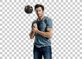 Hugh Jackman The Wolverine男性Levi Strauss&Co。牛仔裤,休杰