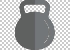 Kettle字体,创意设计运动健身器材哑铃PNG剪贴画健身,运动,生日快
