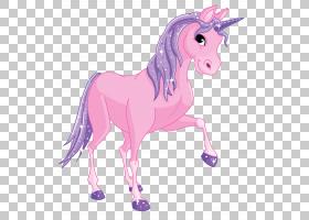独角兽小马,粉红色小马透明,粉红色独角兽PNG剪贴画马,紫色,哺乳