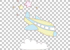 飞机飞行翼直升机,卡通飞机PNG剪贴画气球,贴纸,卡通,交通,车辆,