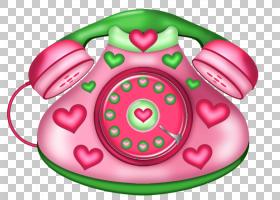 电话动画,卡通电话PNG剪贴画卡通人物,摄影,心脏,手机,水果,洋红