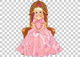 皇族,储蓄摄影,坐椅子,美丽的公主PNG clipart摄影,卡通,虚构人物