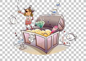 盗版宝藏,海盗胸部PNG剪贴画食品,人民,卡通,海盗国旗,卡通海盗船