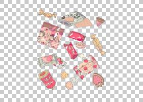 粉红色的儿童女孩,糖果PNG剪贴画蓝色,画,手,电脑,手机,卡通,棒棒