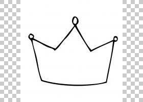 绘图冠线艺术铅笔,皇冠线绘图PNG剪贴画角,卡通,版税免费,黑色,线