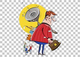 绘图卡通,西装男人PNG剪贴画手,摄影,业务人,装饰,男人剪影,卡通