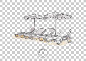 绘画水彩画插画家,海滩PNG剪贴画海滩,角,家具,伞,文本,矩形,时尚
