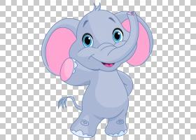 大象博客,可爱的大象,灰色大象PNG剪贴画哺乳动物,食肉动物,狗像