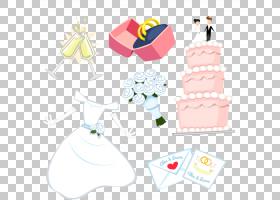 婚礼婚姻新郎,卡通婚礼PNG剪贴画假期,文本,婚礼标志,新娘,材料,