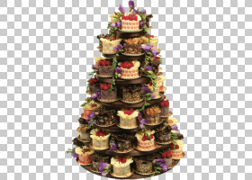 婚礼蛋糕蛋糕圣诞蛋糕奶油,圣诞蛋糕PNG剪贴画食品,画,烘烤,手,食