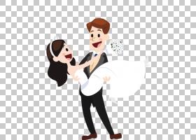 婚礼邀请新郎,婚礼PNG剪贴画结婚周年纪念,哺乳动物,假期,手,婚礼