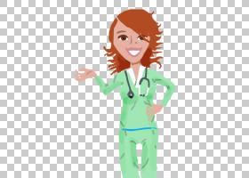 护理注册护士医院医疗保健未经许可的辅助人员,Scrubs的PNG剪贴画