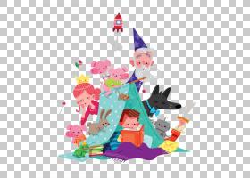 插画家绘画艺术模型表,童话书PNG剪贴画儿童,画,文本,手,漫画书,