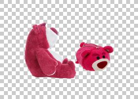 很多,o,Huggin Bear填充玩具娃娃,迪士尼玩具总动员草莓熊娃娃组P