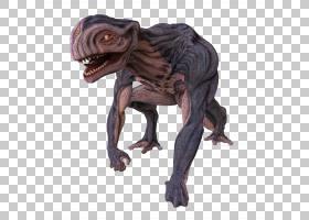 怪物巨魔,恐龙怪物怪物PNG剪贴画3D计算机图形学,摄影,霸王龙,互