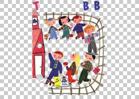 插画家艺术家,Slapstick儿童PNG剪贴画儿童服装,儿童,人,海报,儿