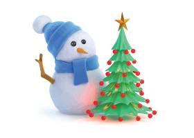 插画风圣诞节创意个性装饰元素背景