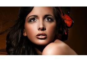 女人,美丽的,时尚,摄影,世俗的,模型,风格,壁纸,