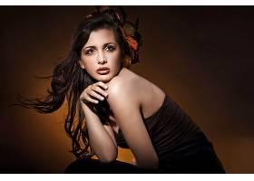 女人,美丽的,时尚,模型,风格,壁纸,