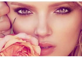 女人,莉莉,唐纳森,模型,一致的,王国,壁纸,(1)