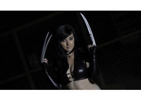 女人,角色扮演,X-23,壁纸,(1)