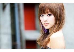 女人,Mikako,张,凯杰,模型,台湾,亚洲的,东方的,壁纸,(1)
