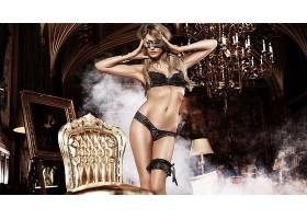 女人,Elle,Liberachi,模型,一致的,王国,壁纸,(1)