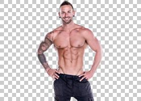 Mathias Lauridsen健美男性肌肉健身中心,健身房PNG剪贴画体育健