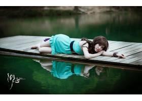 女人,箫,年轻人,模型,中国,壁纸,(5)图片