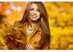 女人,模特,时尚,风格,脸,嘴唇,眼睛,秋天,壁纸,图片