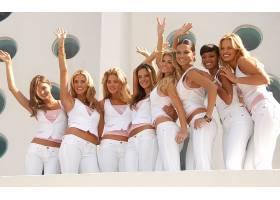 女人,模特,米兰达,克尔,海蒂,Klum,Doutzen,克罗斯,亚历山德拉,Am
